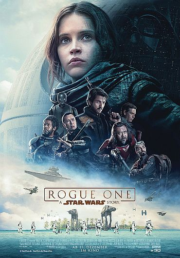 ROGUE ONE:A Star Wars Story