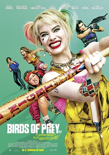 BIRDS OF PREY: THE FANTABULOUS EMANCIPATION OF H..
