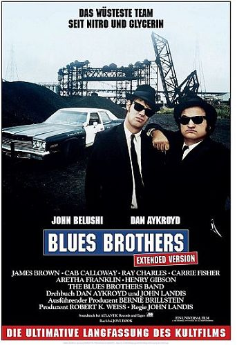 BLUES BROTHERS (EXTENDED VERSION)