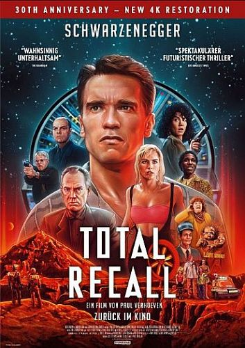 TOTAL RECALL - DIE TOTALE ERINNERUNG (30TH ANNIVER